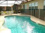 Parrot Vacation Home Rental in Davenport Florida-4 bed, 3 bath with