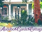 Romantic, Uptown: Audubon Garden Cottage