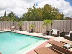 Beautiful Princeville Home with Private Pool & Beautiful Mountain Views