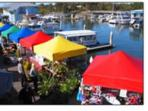 Tewantin Harbour Sunday Markets...