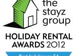 Awarded 2012 Best Indulgence Holiday Rental in South Australia