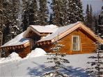 Cabin Lake Retreat:  Wilderness Cabins