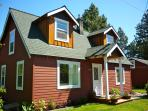 The Red House in the heart of Bend's Westside