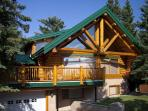 Chalet # 131 - 3 Bedroom Mountain View Log Home
