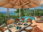 Villa Carolina - HUGE panoramic postcard views!