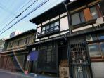 Authentic Machiya Townhouse in the Heart of Gion