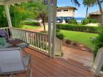 Baby Beach Bungalow, Oceanview, Steps to the sand!