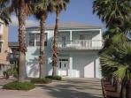 Beautiful beach side home with heated pool/spa