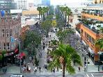 Don't miss the Santa Monica Promenade, just mnutes by car