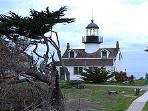 Point Pinos Lighthouse, Pacific Grove - 5 minutes away