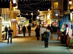 Monterey's Fisherman's Wharf has great restaurants and is only a five minute drive away