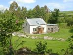 PWLL COTTAGE, pet friendly, character holiday cottage, with a garden in Amroth, Ref 12112
