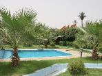 7 bedrooms, private pool, in center of Marrakesh