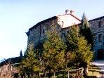 Hill top Apartment B - in the Heart of Umbria