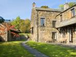 HELM EDEN, family friendly, country holiday cottage, with open fire in Bowness & Windermere, Ref 12913