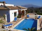 Fantastic 4 Bedroom Villa, private Pool and Views
