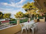 Apartment, view on sea, only 50 m from beach (A4)