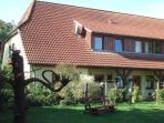 Vacation Apartment in Hohenkirchen - 861 sqft, comfortably furnished, beautifully renovated farmhouse…