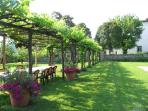 Historic 16th Century Villa in Tuscany with  Private Pool and Shared Tennis Court - Villa Lucchesia