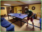 Ping Pong in Rec Room