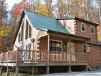 MooseHead Lodge - Exquisite Mountain View, Hot Tub, Upscale Fire Pit, Internet, and More
