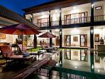 Luxury 3 bedroom villa with private pool in Canggu
