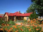 Moosewood Cottage.  Colorful 3BR/2BA In-Town House