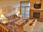 Nicely Updated, Good Amenities, Low Rates - Convenient Location - 200 Yards to Ski Slopes (3837)