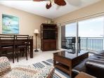 PI 605: Waterfront, 2BR, top floor, beachfront MBR,Free Beach Service
