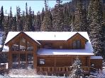 Recently Updated Log Cabin - Near Blue River (13335)