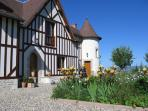 Bed and Breakfast near seaside resort Deauville
