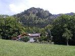 Vacation Apartment in Bad Hindelang - 592 sqft, comfortable, quiet (# 2477)