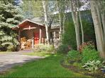 Cute, Cozy Cabin with Amazing, Landscaped Grounds - Very Close to Town, yet Private & Secluded (6939)