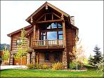 Brand New Immaculate Log Home  - Luxurious Quality - Huge Rooms (6183)