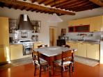 Spacious Tuscan Apartment in 15th Century Palazzo