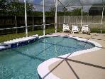 Eagle Pointe -(699EP) - 4BR Pool Home, private fenced backyard