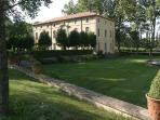 Chateau Talaud, luxury B&B,  House rent in Provence