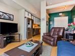Downtown Nashville condo in the Gulch!