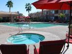 Pool 2 and Spa - heated year round