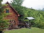 Smith Mill Cabin. Secluded with Spectacular Views!
