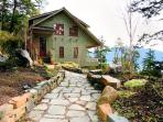 Memory Hill on Orcas Island