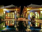 Beach Front Villa With Private Pool, Koh Lanta