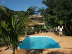 Rusty Pelican Apartments La Gaulette, self catering