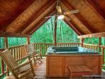 Private and Secluded 1 Bedroom  with Seasonal Stream