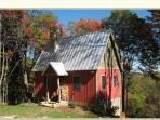 Granpy Aut at On the Windfall - 215 acre retreat