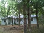 Home surrounded by trees, sleeps 10,Turner Falls
