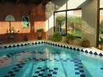 In a Provencal Mas, HEATED INDOOR SWIMMING POOL