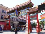 Canada's Oldest China Town - 2km Away
