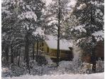 Family Home,Rocky Mountains,quite western town