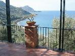 Cefalu: villa-breathtaking view over Cefalu Bay